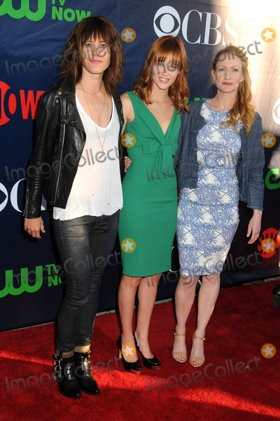 Ambyr Childers Photo - 17 July 2014 - West Hollywood California - Kate Moennig Ambyr Childers Paula Malcomson CBS CW Showtime Summer Press Tour 2014 held at The Pacific Design Center Photo Credit Byron PurvisAdMedia