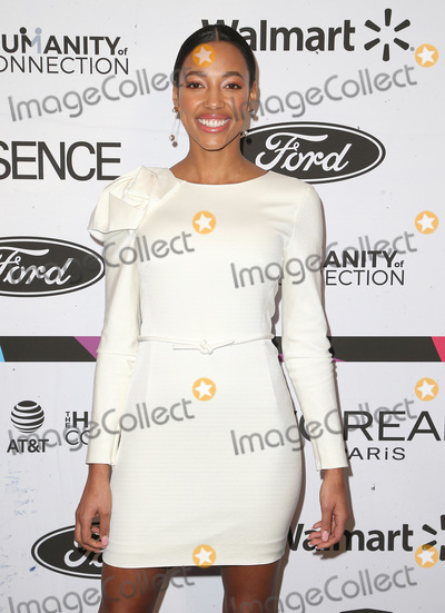 KYLIE BUNBURY Photo - 21 February 2019 - Beverly Hills California - Kylie Bunbury 12th Annual ESSENCE Black Women In Hollywood Awards Luncheon held at the Beverly Wilshire Photo Credit Faye SadouAdMedia