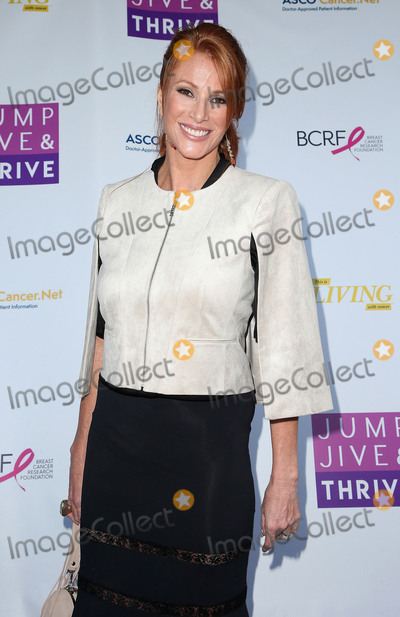 Angie Everhart Photo - 08 October 2017 - Los Angeles California - Angie Everhart Jump Jive And Thrive Event Photo Credit F SadouAdMedia