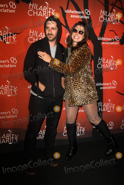 Adam Shapiro Photo - 15 October 2016 - Beverly Hills California - Katie Lowes with husband Adam Shapiro Fifth Annual Hilarity For Charity Variety Show held at The Hollywood Palladium in Hollywood Photo Credit AdMedia