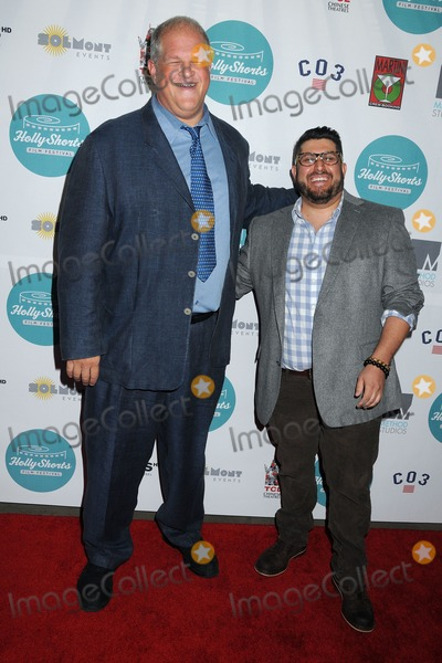 Abraham Benrubi Photo - 14 August 2014 - Hollywood California - Abraham Benrubi Jonathan Pezza 10th Annual HollyShorts Film Festival Opening Night Celebration held at the TCL Chinese Theater Photo Credit Byron PurvisAdMedia