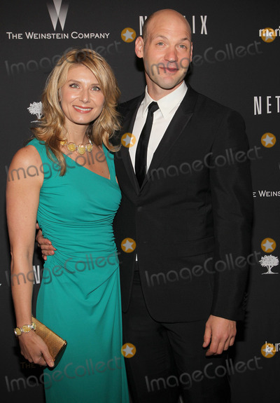 Corey Stoll Photo - 12 January 2014 - Beverly Hills California - Corey Stoll Nadia Bowers The Weinstein Company  Netflix 2014 Golden Globes After Party celebrating the 71st Annual Golden Globe Awards held at the Beverly Hilton Hotel Photo Credit Kevan BrooksAdMedia