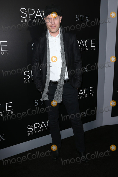 Andrew Lockington Photo - 17 January 2017 - Hollywood California - Andrew Lockington The Space Between Us Los Angeles Premiere held ArcLight Hollywood Photo Credit F SadouAdMedia