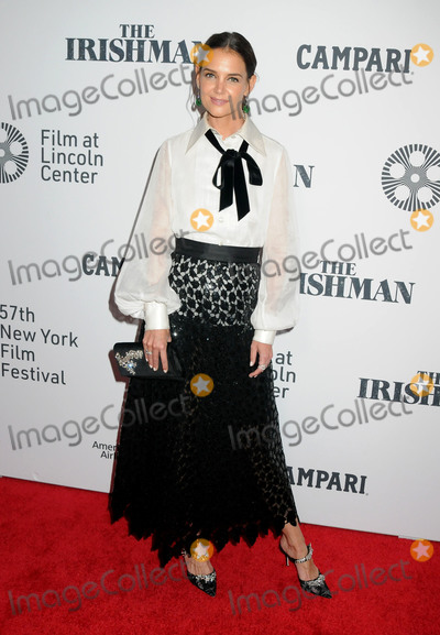 Katie Holme Photo - 27 September 2019 - New York New York - Katie Holmes The Irishman 57th New York Film Festival held at Alice Tully Hall Lincoln Center Photo Credit AdMedia