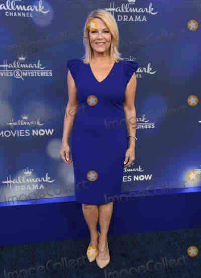 Barbara Niven Photo - 26 July 2019 - Beverly Hills California - Barbara Niven Hallmark Channel and Hallmark Movies  Mysteries 2019 Summer TCA held at a Private Residence Photo Credit Birdie ThompsonAdMedia