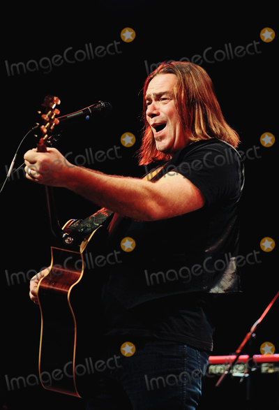 Alan Doyle Photo - 03 February 2015 - Hamilton Ontario Canada  Musician and actor Alan Doyle (lead singer of Great Big Sea) performs on stage at the Molson Canadian Studio at Hamilton Place to promote his second solo album So Lets Go Photo Credit Brent PerniacAdMedia