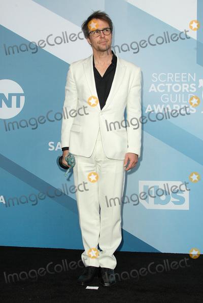 Sam Rockwell Photo - 19 January 2020 - Los Angeles California - Sam Rockwell 26th Annual Screen Actors Guild Awards held at The Shrine Auditorium Photo Credit AdMedia