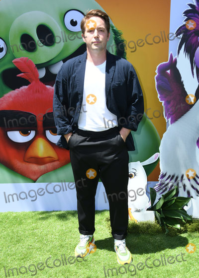 Beck Photo - 10 August 2019 - Westwood California - Beck Bennett Sonys The Angry Birds Movie 2 Los Angeles Premiere held at Regency Village Theater Photo Credit Birdie ThompsonAdMedia
