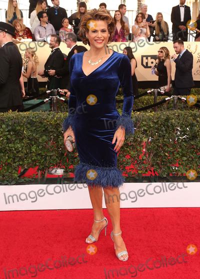 Alexandra Billings Photo - 29 January 2017 - Los Angeles California - Alexandra Billings 23rd Annual Screen Actors Guild Awards held at The Shrine Expo Hall Photo Credit F SadouAdMedia