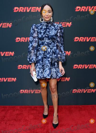 Ashley Madekwe Photo - 29 July 2019 - Hollywood California - Ashley Madekwe Driven Los Angeles Premiere held at Arclight Hollywood Photo Credit Birdie ThompsonAdMedia