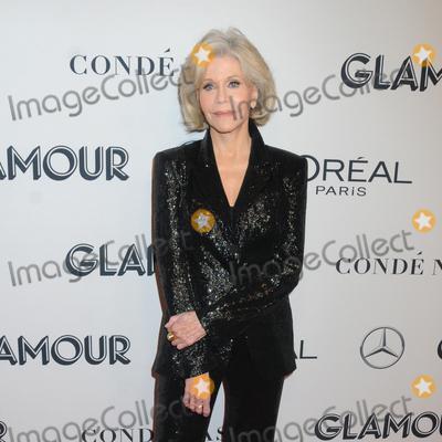 Jane Fonda Photo - 11 November 2019 - New York New York - Jane Fonda at the GLAMOUR 2019 Women of the Year at Alice Tully Hall in Lincoln Center Photo Credit LJ FotosAdMedia