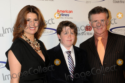 Tanya Callau Photo - 13 December 2016 - Burbank California - Alan Thicke beloved TV dad and real-life father of RB and pop superstar Robin Thicke died Tuesday at age 69 of a heart attack while playing hockey with his 19 year-old son Carter Thicke File Photo 22 May 2011 - Century City California - Alan Thicke Cedars-Sinai Medical Center 26th Anniversary of Sports Spectacular held at the Hyatt Regency Century Plaza Hotel Photo Credit Byron PurvisAdMedia