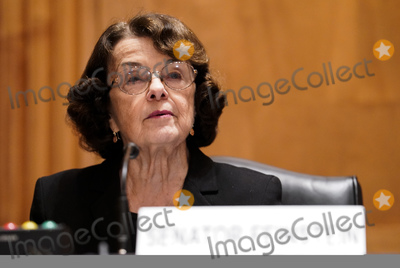 Dianne Feinstein Photo - United States Senator Dianne Feinstein (Democrat of California) attends a Senate Homeland Security and Governmental affairs hearing on the nomination of Alejandro Mayorkas to be secretary of Department of Homeland Security (DHS) on Capitol Hill in Washington US January 19 2021 Credit Erin Scott - Pool via CNPAdMedia