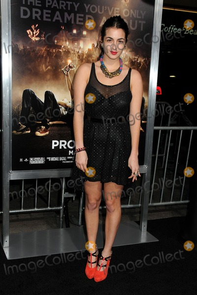 Alanna Masterson Photo - 29 February 2012 - Hollywood California - Alanna Masterson Project X Los Angeles Premiere held at Graumans Chinese Theatre Photo Credit Byron PurvisAdMedia