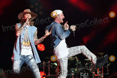 Brian Kelley Photo - 10 June 2017 - Nashville Tennessee - Brian Kelley and Tyler Hubbard Florida Geogria Line 2017 CMA Music Festival Nightly Concert held at Nissan Stadium Photo Credit Dara-Michelle FarrAdMedia