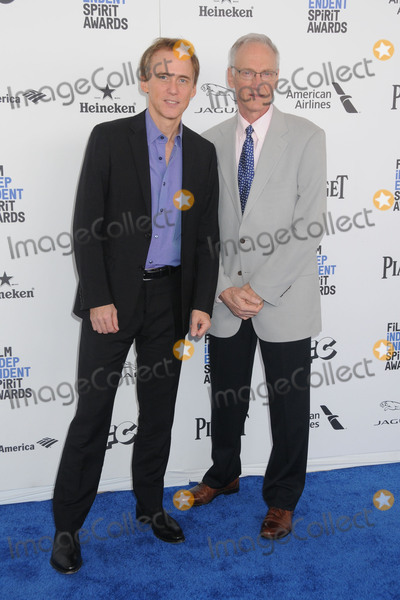 Neal Huff Photo - 27 February 2016 - Santa Monica California - Neal Huff Phil Saviano 31st Annual Film Independent Spirit Awards - Arrivals held at the Santa Monica Pier Photo Credit Byron PurvisAdMedia