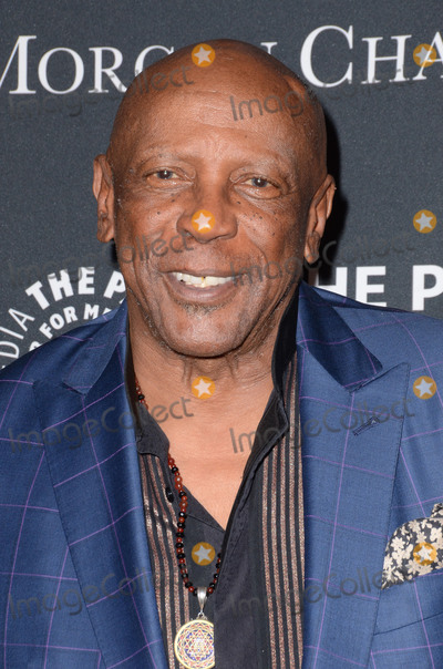 Louis Gossett Jr Photo - 26 October - Beverly Hills Ca - Louis Gossett Jr Arrivals for The Paley Center for Medias Hollywood tribute to African-American achievements in television presented by JPMorgan Chase  Co held at The Beverly Wilshire Hotel Photo Credit Birdie ThompsonAdMedia