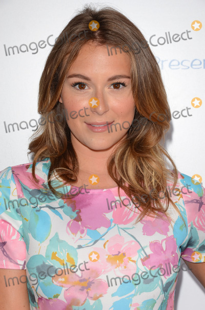 Alexa PenaVega Photo - 10 June 2014 - Hollywood California - Alexa PenaVega Arrivals for the Los Angeles release of AnnaLynne McCords short film I Choose presented by GenArt at the Harmony Gold Theater in Hollywood Ca Photo Credit Birdie ThompsonAdMedia
