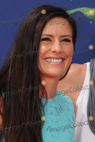 Ali Krieger Photo - 16 July 2015 - Westwood California - Ali Krieger Nickelodeon Kids Choice Sports Awards 2015 held at the UCLA Pauley Pavilion Photo Credit Byron PurvisAdMedia