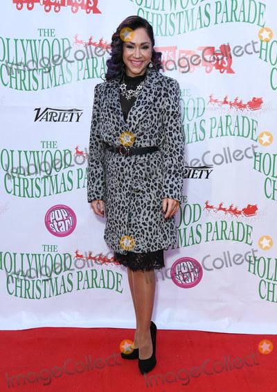 Diana DeGarmo Photo - 01 December 2019 - Hollywood California - Diana DeGarmo The 88th Annual Hollywood Christmas Parade  held at Hollywood Blvd Photo Credit Birdie ThompsonAdMedia