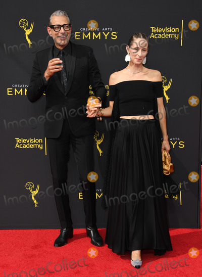 Jeff Goldblum Photo - 14 September 2019 - Los Angeles California - Jeff Goldblum 2019 Creative Arts Emmys Awards - Arrivals held at Microsoft Theater LA Live Photo Credit Birdie ThompsonAdMedia