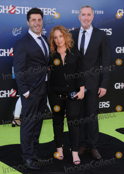 Adam Ray Photo - 09 July 2016 - Hollywood California Adam Ray Jessica Chaffin Michael McDonald Arrivals for the Premiere Of Sony Pictures Ghostbusters held at TCL Chinese Theatre Photo Credit Birdie ThompsonAdMedia