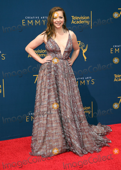 Alyson Hannigan Photo - 08 September 2018 - Los Angeles California - Alyson Hannigan 2018 Creative Arts Emmys Awards held at Microsoft Theater Photo Credit F SadouAdMedia