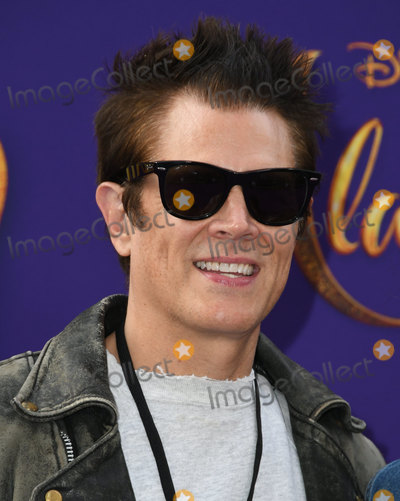 Johnny Knoxville Photo - 21 May 2019 - Hollywood California - Johnny Knoxville Disneys Aladdin Los Angeles Premiere held at El Capitan Theatre Photo Credit Birdie ThompsonAdMedia