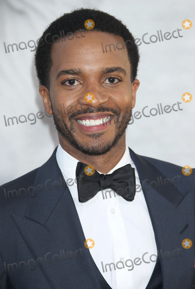 Andre Holland Photo - 09 April 2013 - Hollywood California - Andre Holland 42 Los Angeles Premiere held at the TCL Chinese Theatre Photo Credit Russ ElliotAdMedia