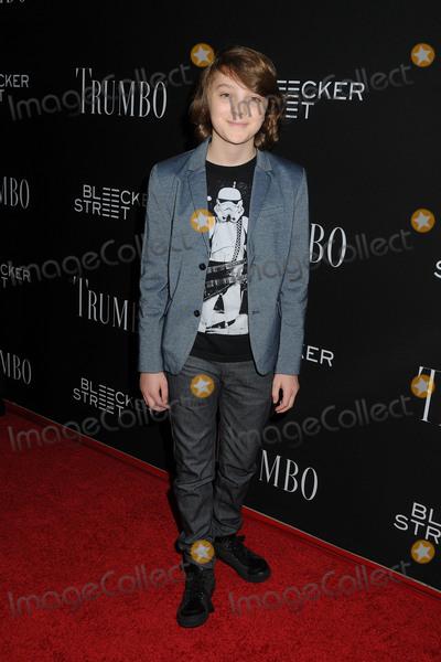 Toby Nichols Photo - 27 October 2015 - Beverly Hills California - Toby Nichols Trumbo Los Angeles Premiere held at the AMPAS Samuel Goldwyn Theater Photo Credit Byron PurvisAdMedia