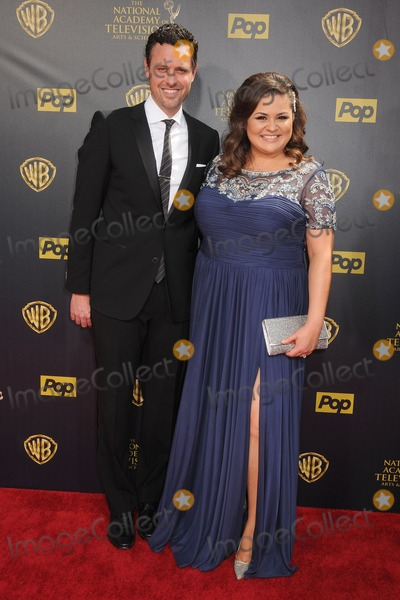 Brian McDaniel Photo - 26 April 2015 - Burbank California - Brian Mcdaniel Angelica McDaniel The 42nd Annual Daytime Emmy Awards - Arrivals held at Warner Bros Studios Photo Credit Byron PurvisAdMedia