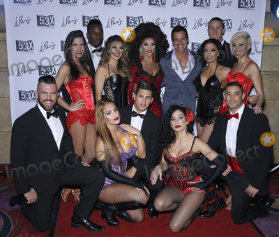 Antonio Sabato Jr Photo - 31 March 2016 - Las Vegas Nevada -  cast Shangela Antonio Sabato Jr  53X Chippendales newest show on the Strip celebrates its grand opening at Chateau Nightclub  Rooftop at Paris Las Vegas Photo Credit MJTAdMedia