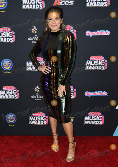 Abby Anderson Photo - 22 June 2018 - Hollywood California - Abby Anderson 2018 Radio Disney Music Awards held at Loews Hotel Photo Credit Birdie ThompsonAdMedia