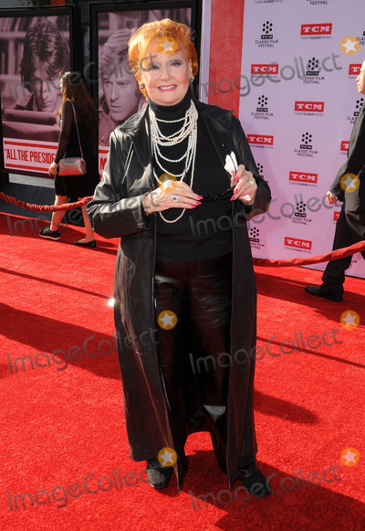Ann Robinson Photo - 28 April 2016 - Hollywood California - Ann Robinson Arrivals for the Opening Night Gala of the 2016 TCM Classic Film Festival held at TCL Chinese Theater Photo Credit Birdie ThompsonAdMedia