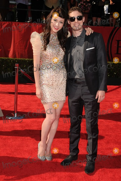Amy Heidemann Photo - 13 July 2011 - Los Angeles California - Amy Heidemann and Nick Noonan of Karmin 2011 ESPY Awards - Arrivals held at Nokia Theatre LA Live Photo Credit Byron PurvisAdMedia
