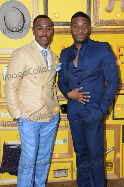 Kel Mitchell Photo - 21 March 2017 - West Hollywood California - Prentice Penny Kel Mitchell Premiere of TruTvs Upscale with Prentice Penny held at The London Hotel in West Hollywood Photo Credit Birdie ThompsonAdMedia