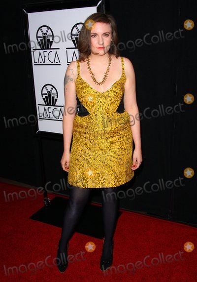 Lena Dunham Photo - 15 January - 2011 Los Angeles - Lena Dunham  The 38th Annual Los Angeles Film Critics Association Awards  held at The InterContinental Hotel Photo TConradAdMediaphoto