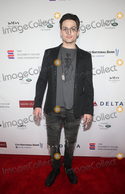 RJ Word Photo - 7 November 2019 - Beverly Hills California - RJ Word Mark Zunino Atelier Hosts Cocktail Reception Benefiting The Elizabeth Taylor AIDS Foundation held at Mark Zunino Atelier Photo Credit FSAdMedia