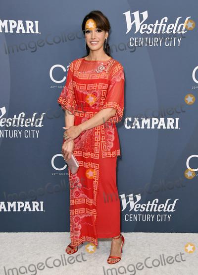 Jennifer Beals Photo - 28 January 2020 - Beverly Hills - Jennifer Beals 22nd Costume Designers Guild Awards held at Beverly Hilton Hotel Photo Credit Birdie ThompsonAdMedia