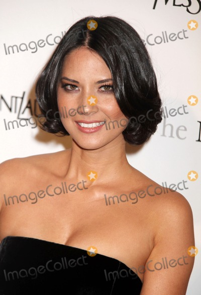 Alex Cole Photo - 23 March 2011 - New York NY - Olivia Munn Metropolitan Opera Gala Premiere Of Rossinis Le Comte Ory Sponsored By Yves Saint Laurent held atThe Metropolitan Opera House Photo Alex ColeAdMedia