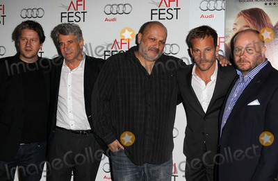 Stephen Dorff Photo - 7 November 2012 - Hollywood California - Cyril Morin Frederick A Ritzenberg Eran Riklis Stephen Dorff and Gareth Unwin 2012 AFI FEST - Zaytoun Premiere Held At The Graumans Chinese Theatre Photo Credit Kevan BrooksAdMedia