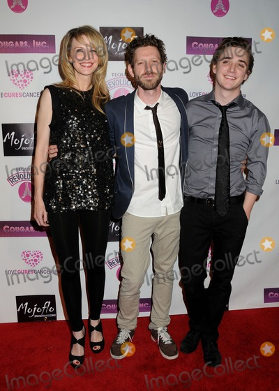Kathryn Morris Photo - 31 March 2011 - Hollywood California - Kathryn Morris K Asher Levin and Kyle Gallner Cougars Inc Los Angeles Premiere held at the Egyptian Theater Photo Byron PurvisAdMedia