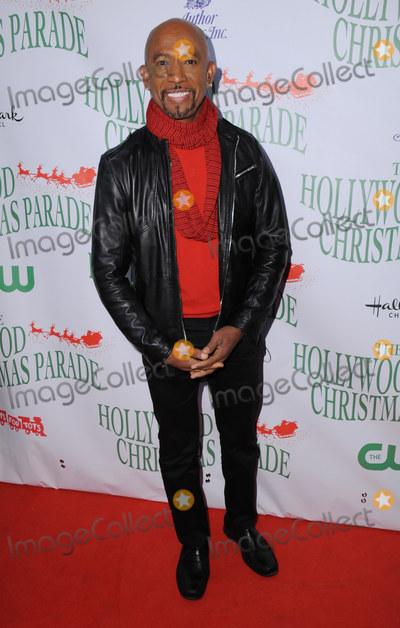 Montel Williams Photo - 27 November 2016 - Hollywood California Montel Williams   85th Annual Hollywood Christmas Parade held on Hollywood Blvd Photo Credit Birdie ThompsonAdMedia