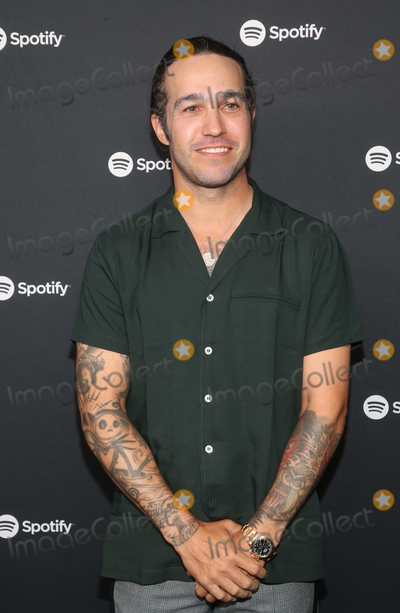 Pete Wentz Photo - 23 January 2020 - Los Angeles California - Pete Wentz The Spotify Best New Artist 2020 Party held at The Lot Studios Photo Credit FSAdMedia