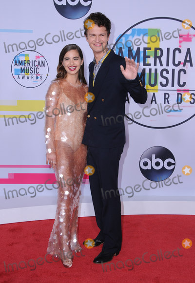 Ansel Elgort Photo - 19 November  2017 - Los Angeles California - Violetta Komyshan Ansel Elgort 2017 American Music Awards  held at Microsoft Theater in Los Angeles Photo Credit Birdie ThompsonAdMedia