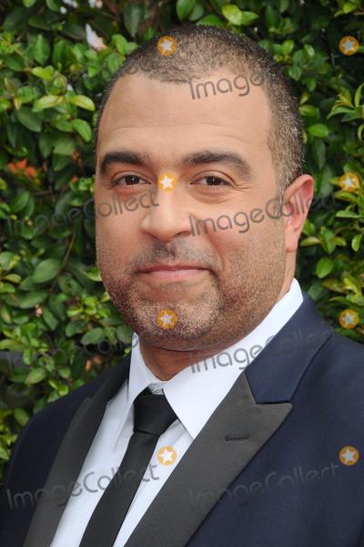 Anthony Mendez Photo - 12 September 2015 - Los Angeles California - Anthony Mendez 2015 Creative Arts Emmy Awards - Arrivals held at the Microsoft Theatre Photo Credit Byron PurvisAdMedia