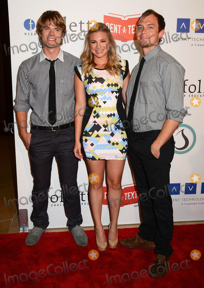 Andy Fisher Photo - 26 June - Beverly HIlls California - Andy Fisher-Price Allie Gonino Adam Brooks The Thirst Project 3rd Annual Gala hosted by Pauley Perrette and Kirsten Vangsness held at the Beverly Hilton Hotel Photo Credit Birdie ThompsonAdMedia