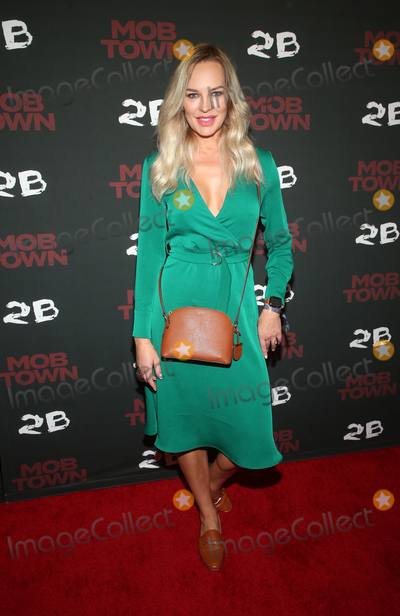 Natasha Alam Photo - 13 December 2019 - Hollywood California - Natasha Alam Los Angeles Premiere Mob Town held at The Los Angeles Film School Photo Credit FSAdMedia