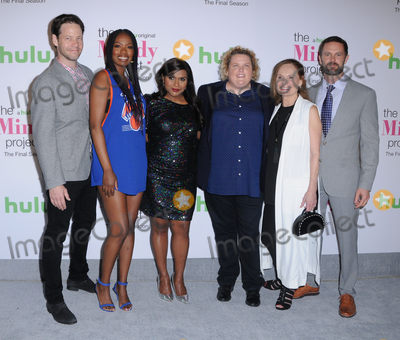 Xosha Roquemore Photo - 12 September  2017 - West Hollywood California - Ike Barinholtz Xosha Roquemore Mindy Kaling Fortune Feimster Beth Grant Garret Dillahunt The Mindy Project Final Season Premiere Party held at Microsoft Theatre LA Live in West Hollywood Photo Credit Birdie ThompsonAdMedia