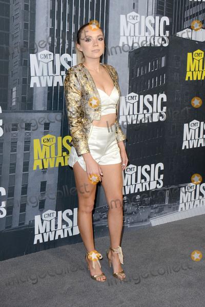 Danielle Bradbery Photo - 07 June 2017 - Nashville Tennessee -  Danielle Bradbery 2017 CMT Music Awards held at Music City Center Photo Credit Tonya WiseAdMedia